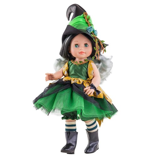 Κούκλα Paola Reina Μάγισσα 42εκ. (06039)