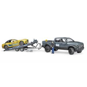 RAM Power Vagon and Roadster Racing Team (02504)