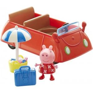 Peppa Pig Αυτοκίνητο Διακοπών Της Peppa (PPH00000)