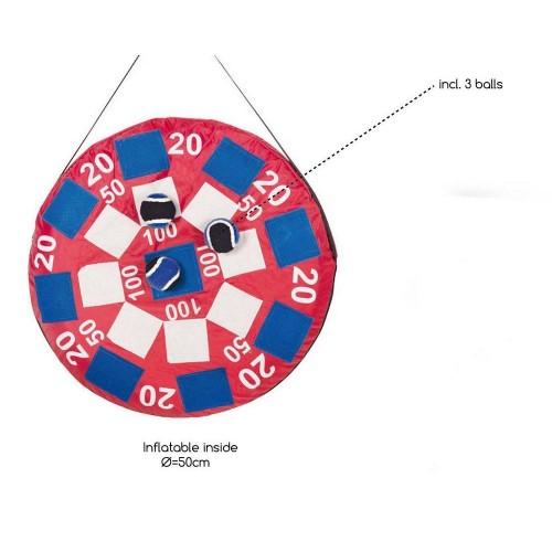 BS TOYS Στόχος με μπαλάκια velcro (GA190)