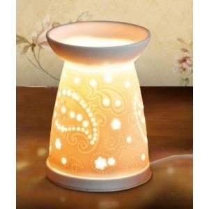 Ηλεκτρικό κεραμικό wax warmer Paisley (2760200003)