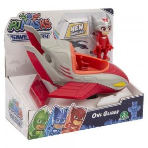 PJ Masks Όχημα Save the Sky Owl Glider (PJMC1000)