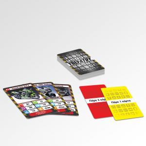 Κάρτες Υπερατού Μοτοσυκλέτες Super Bikes (100583)