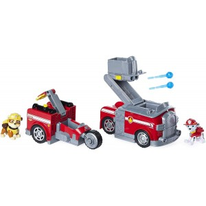Paw Patrol Split Second Vehicle Marshall (20122546)