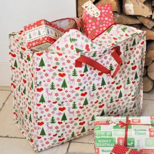 Τσάντα Αποθήκευσης Γίγας 50's Christmas (23344)