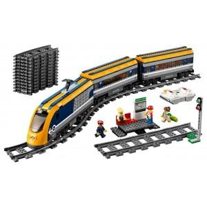 Lego City Passenger Train (60197)