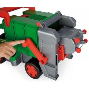 Φορτηγό Ανακύκλωσης Wader Gigant Truck (67015)