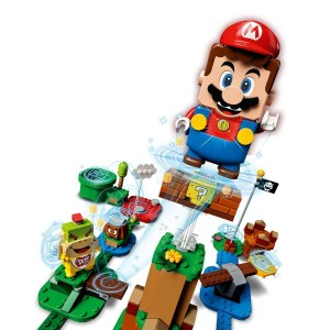 Lego Super Mario Adventures with Mario (71360)