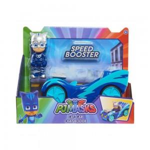 Pj Masks Οχήματα Speed Booster Catboy (PJM60300)