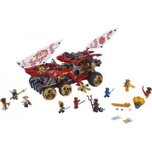 Lego Ninjago Land Bounty (70677)