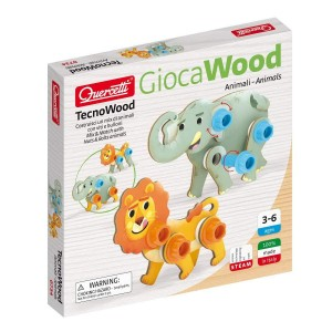 Playwood Tecno Animals 32τεμ (0734)