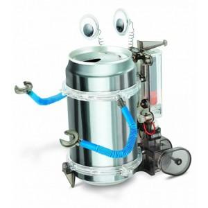 Κατασκευή Ρομπότ Κονσερβοκούτι (4M0091)