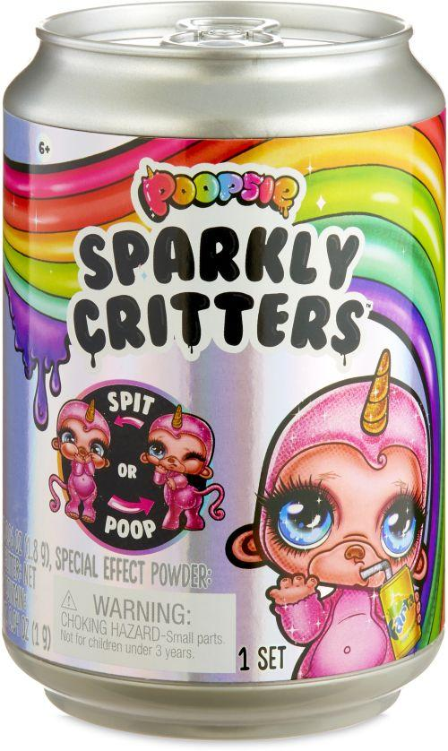 Poopsie Sparkly Critters Μονοκεράκια (PPE09000)