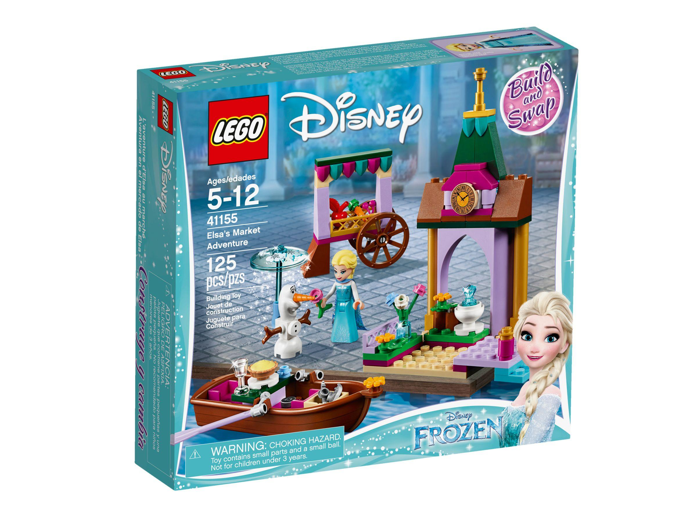 Lego Disney Princess Elsa's Market Adventure (41155)