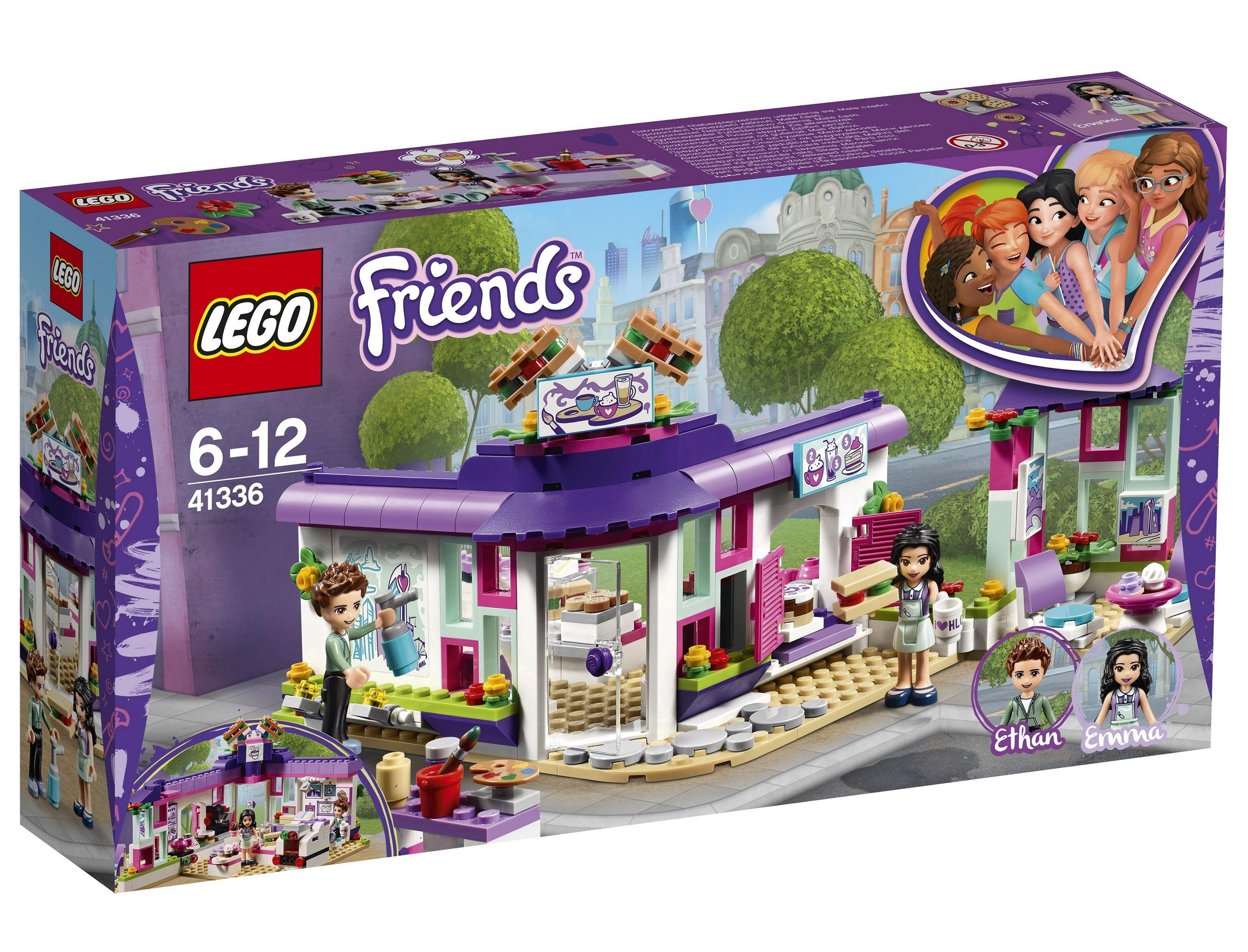 Lego Friends Emmas Art Cafe (41336)