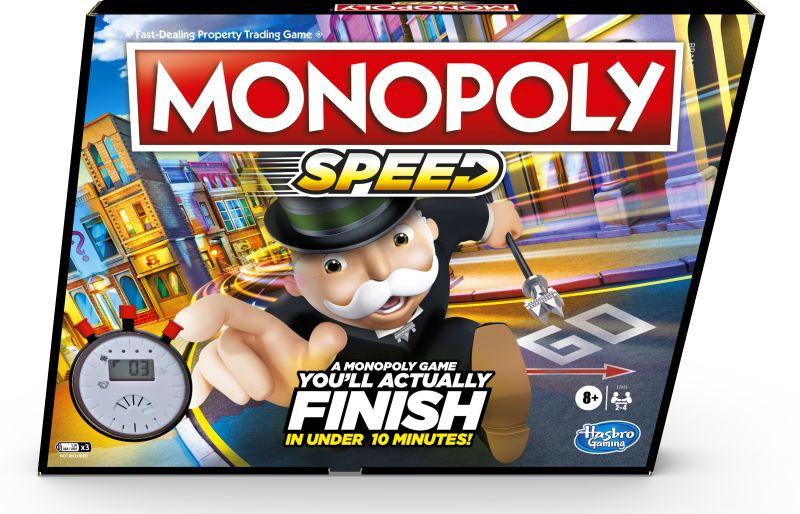 Monopoly Speed (E7033)