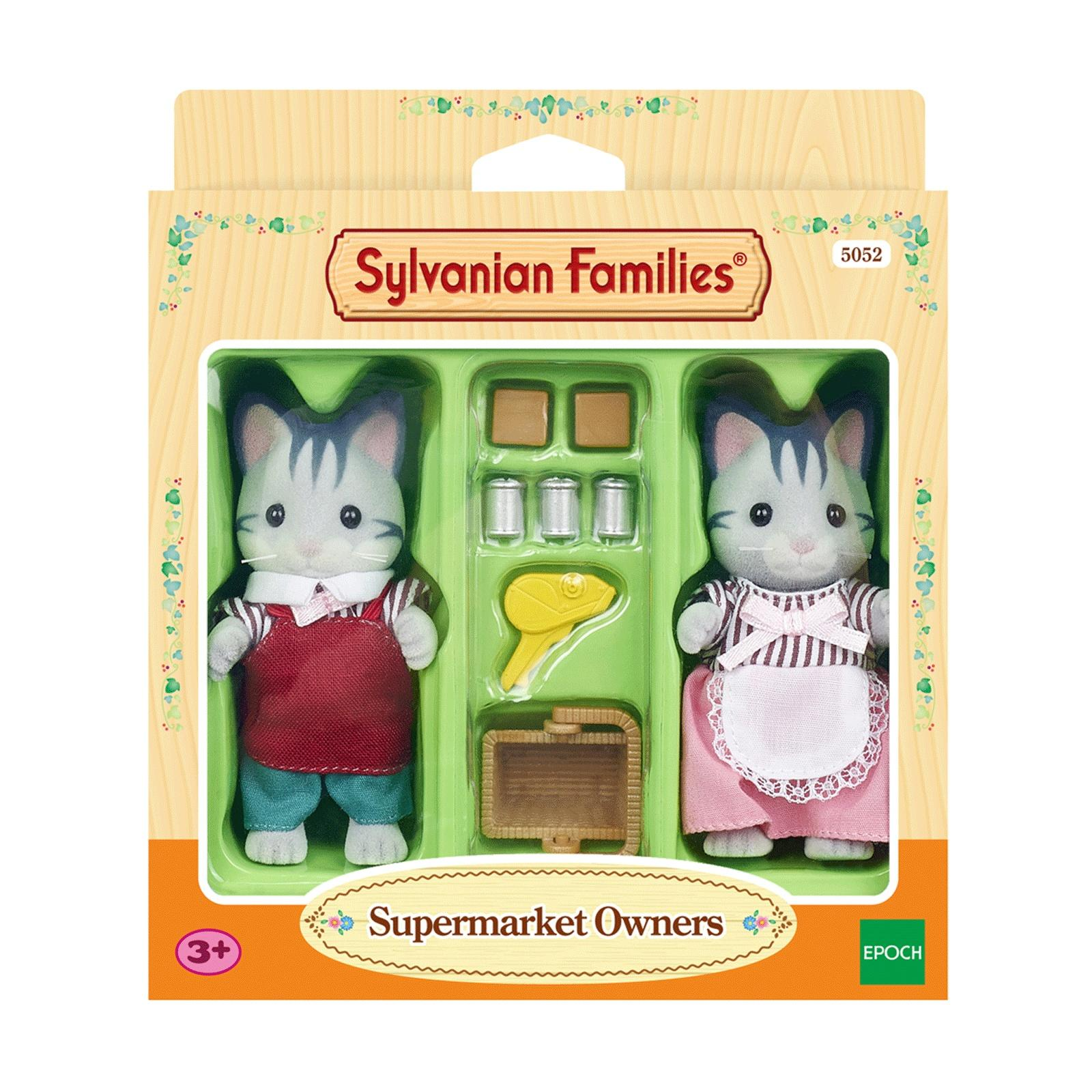 Sylvanian Families Supermarket Owners (5052)