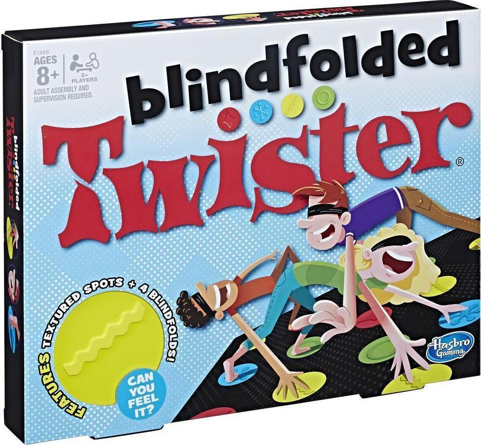 Twister Blindfolded (E1888)