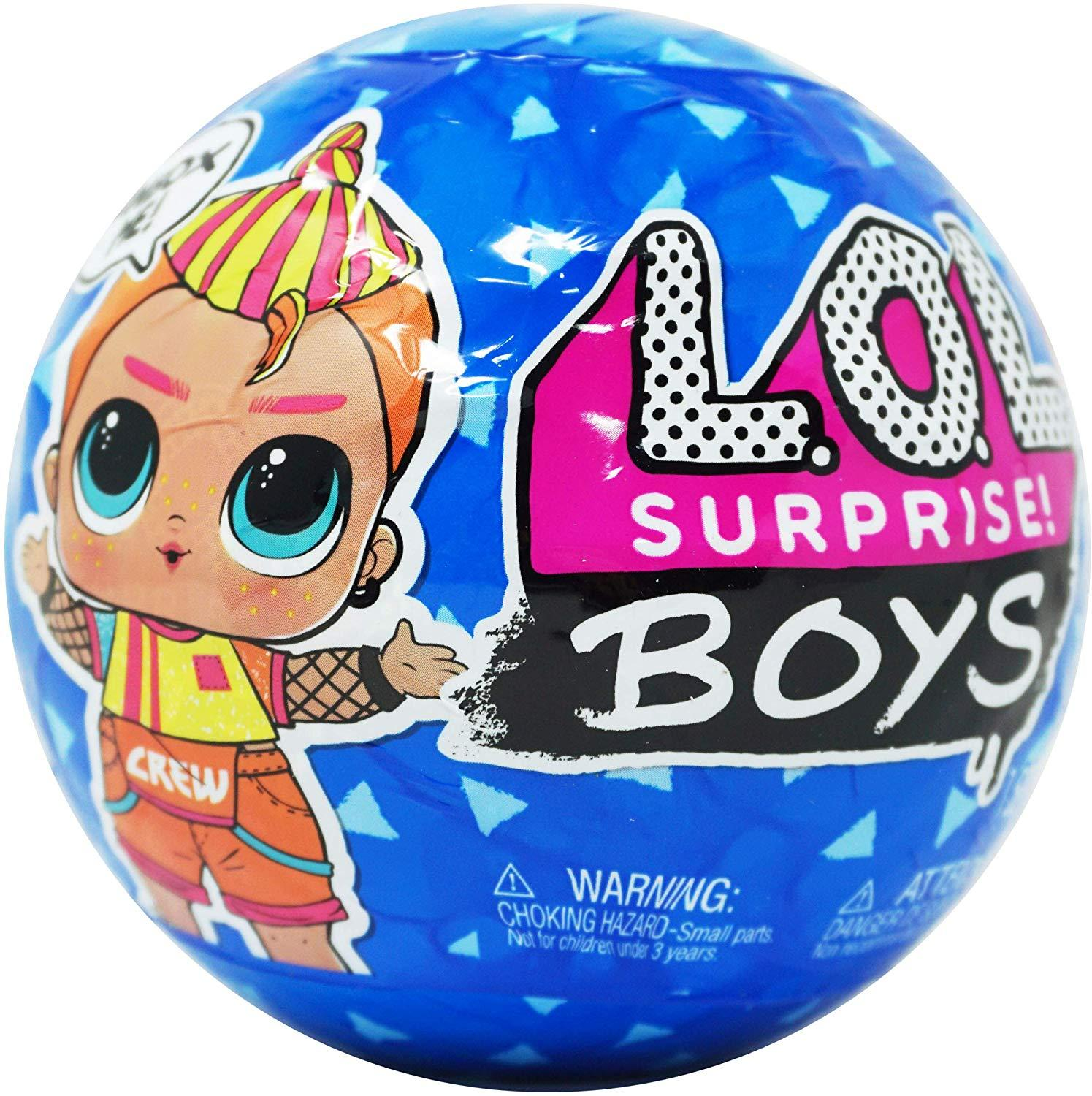 L.O.L. Surprise Boys (LLUC1000)