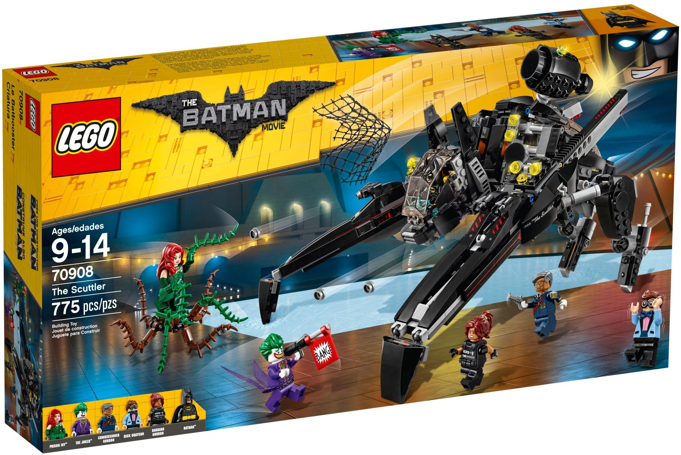 Lego Batman Movie The Scuttler