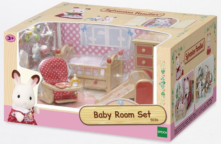 Sylvanian Families Baby room set (5036)
