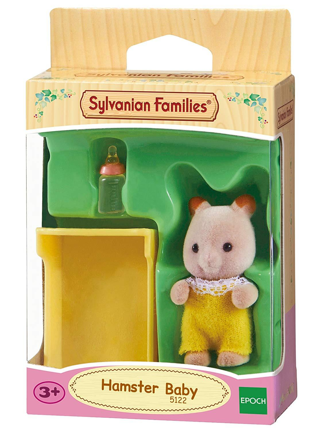 Sylvanian Families Hamster baby (5122)