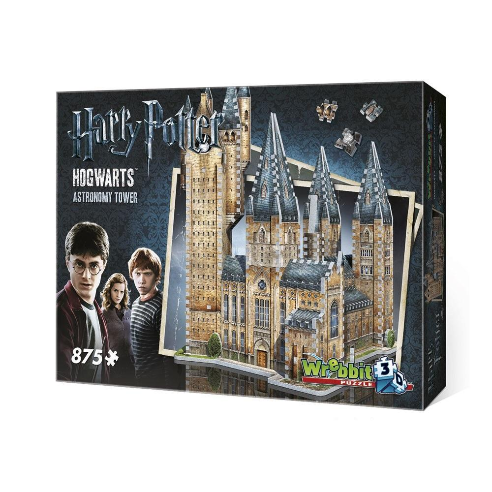 Puzzle 3d Harry Potter Hogwarts Astronomy Tower (34520)