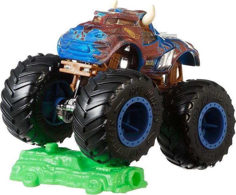 Hot Wheels Οχήματα Monster Trucks (FYJ44)