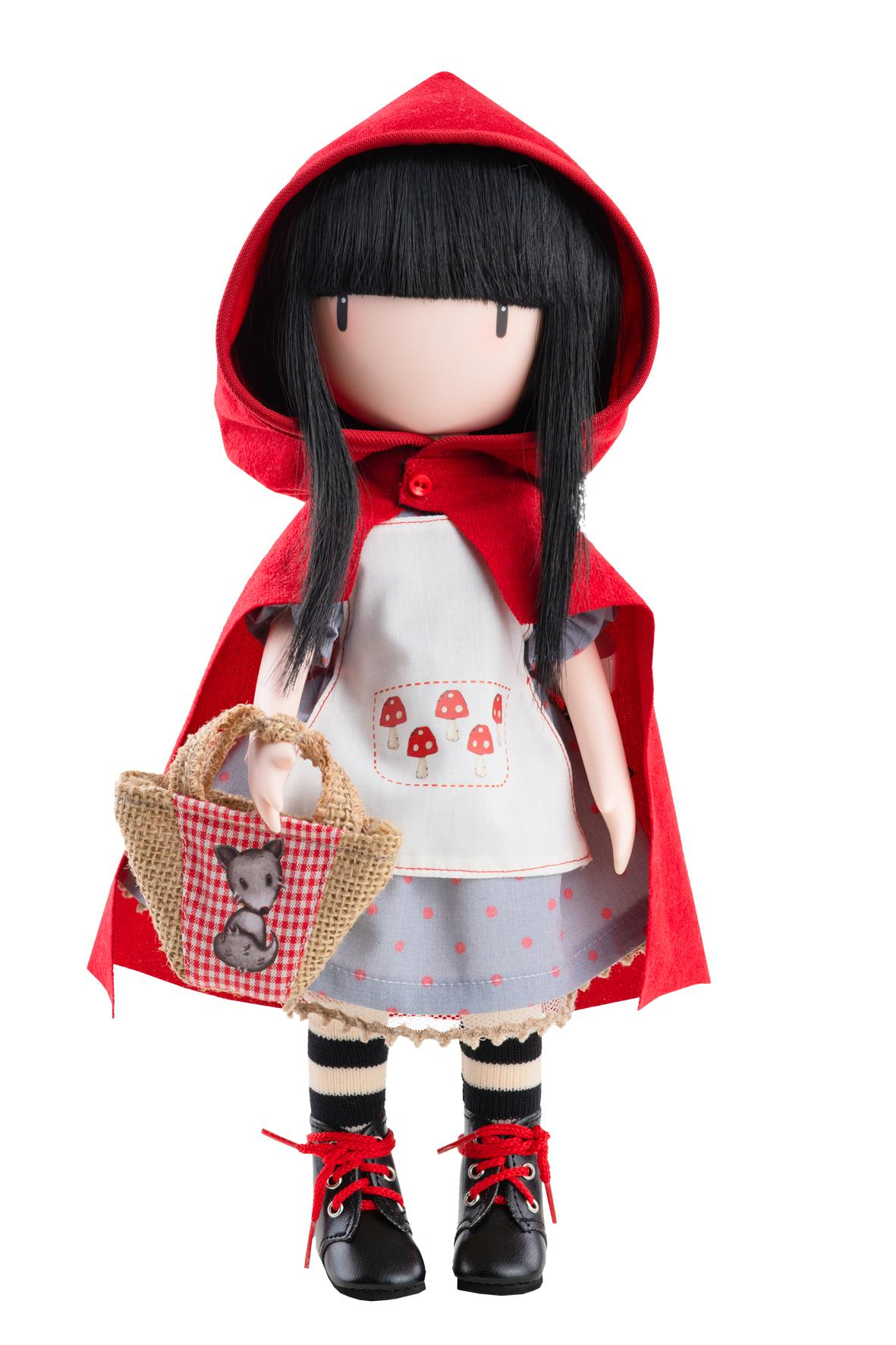 Κούκλα Santoro Gorjuss Little Red Riding Hood (04917)