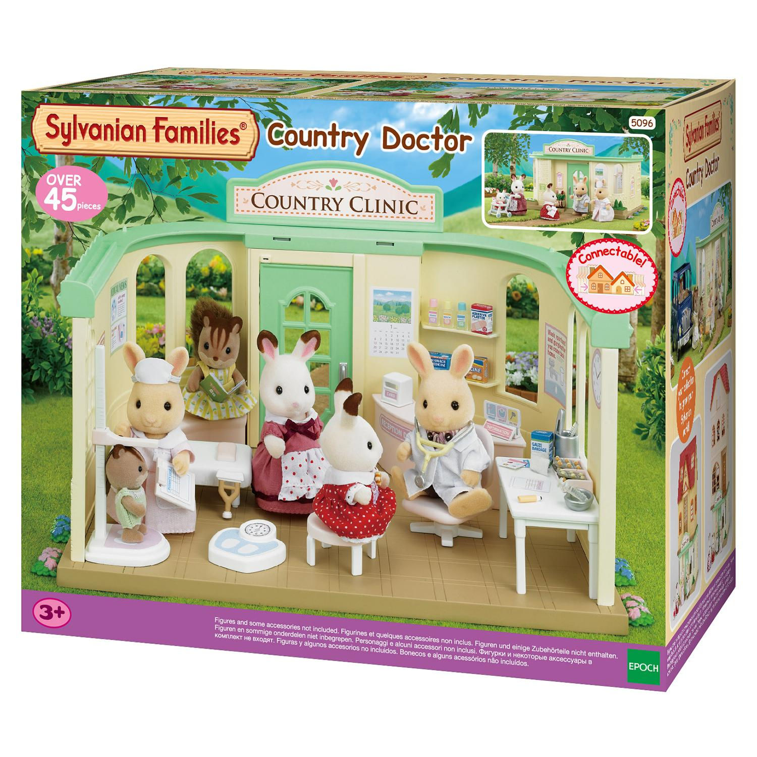 Sylvanian Families Country Clinic (5096)
