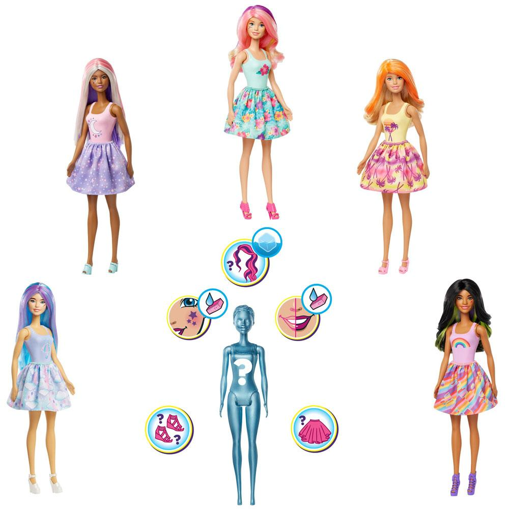 Barbie Color Reveal Wave 3 (GTP42)
