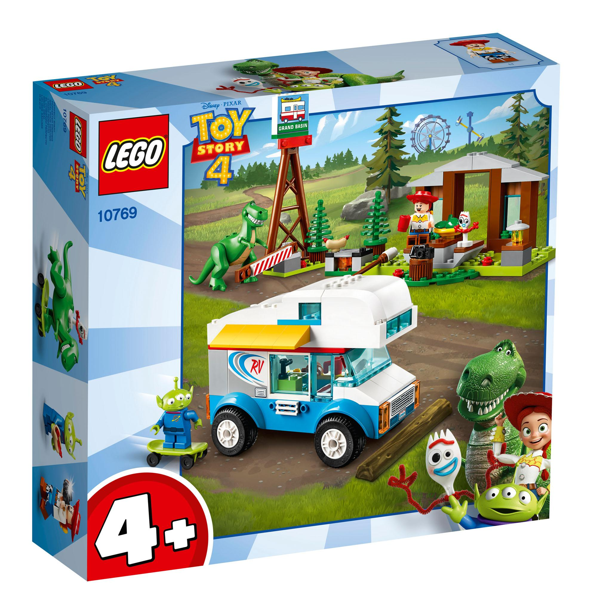 Lego Toy Story RV camper vacation (10769)