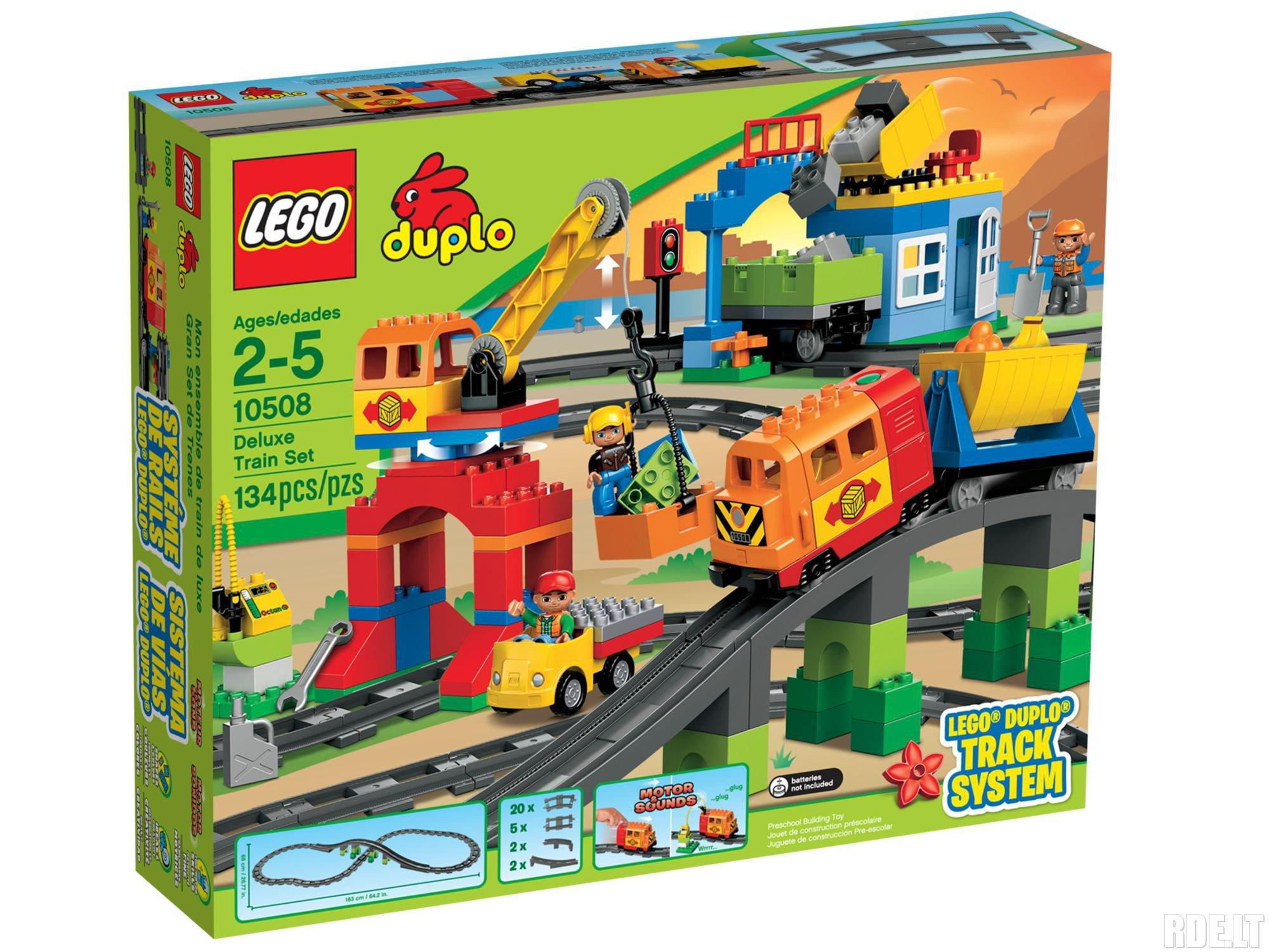 Lego Duplo Deluxe Train Set (10508)
