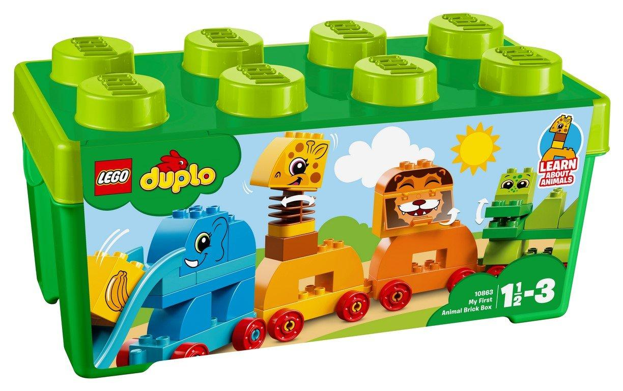 Lego Duplo My First Animal Brick Box (10863)