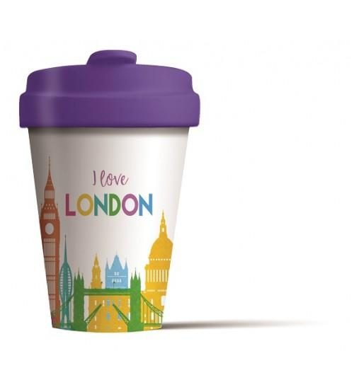 Κούπα Bamboo London Skyline (BCP262)
