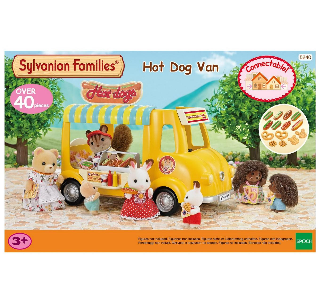 Sylvanian Families Hot Dog Van (5240)