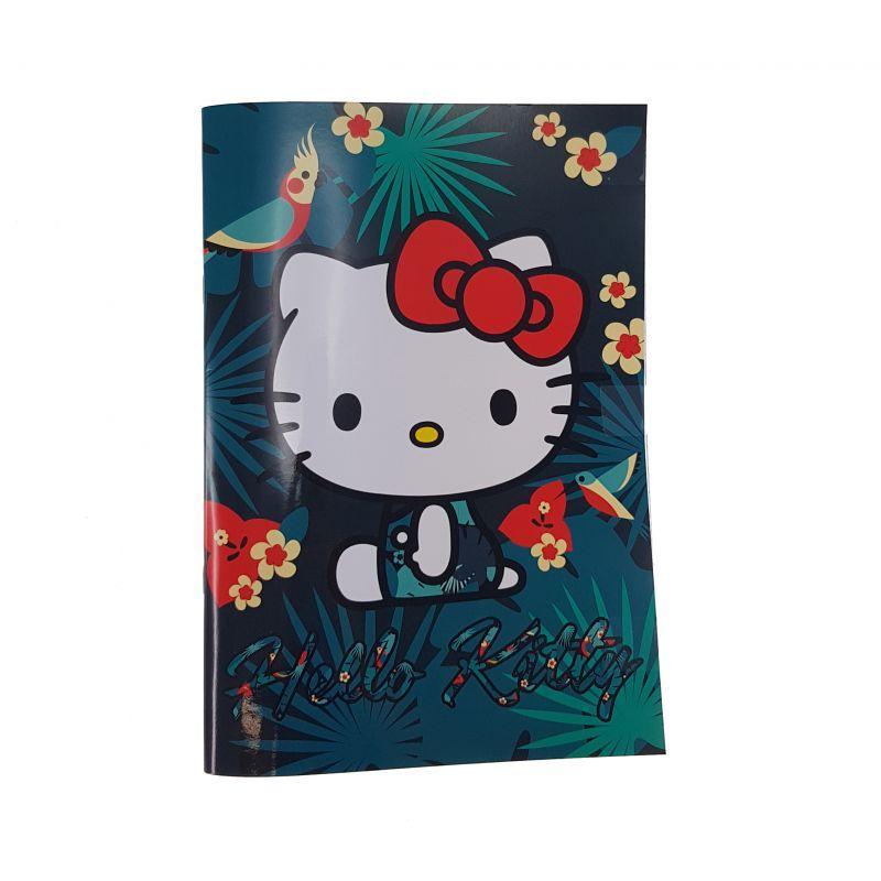1108be8baf6 Graffiti - Τετράδιο καρφίτσα Hello Kitty Aloha (18800) | Σχολικά ...