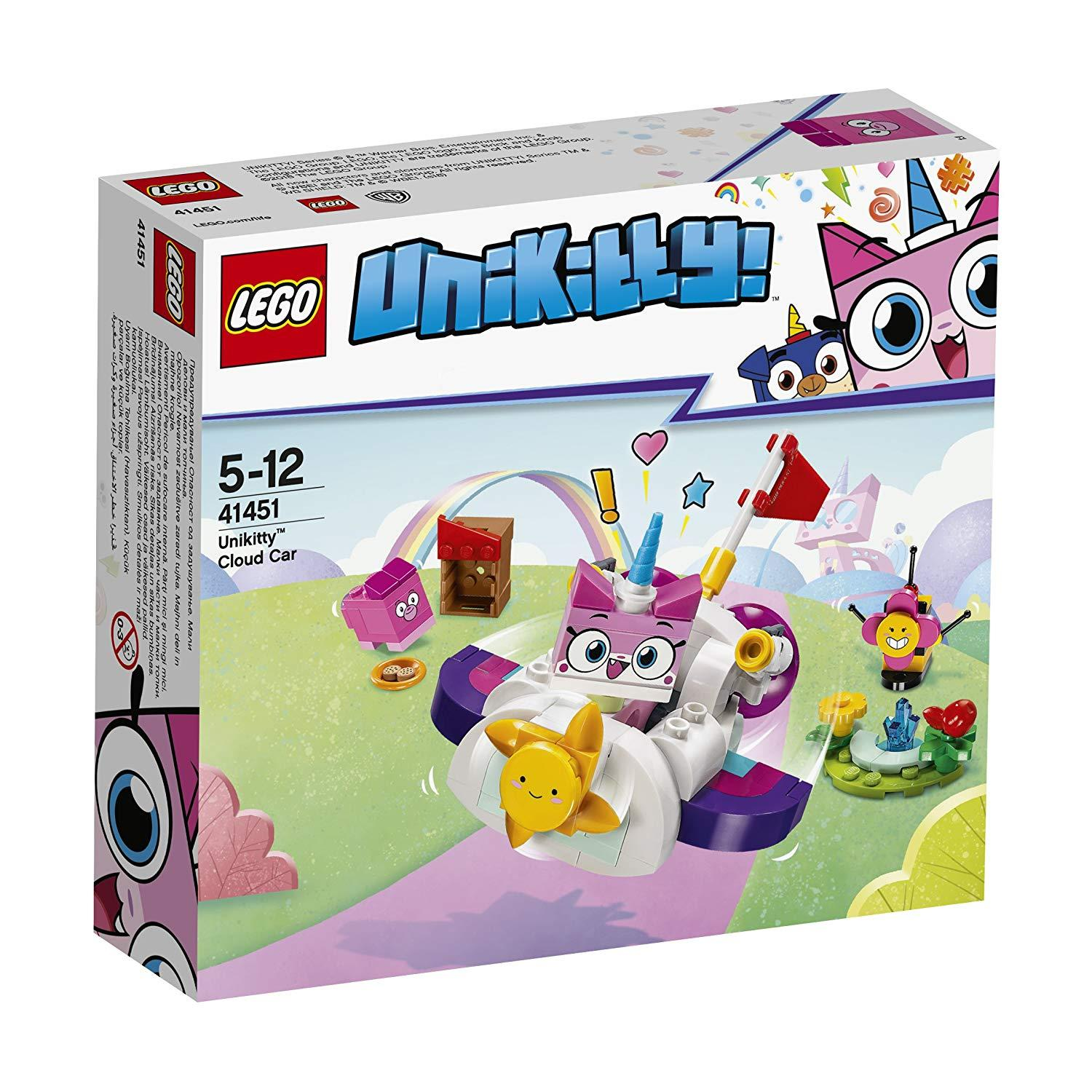 Lego Unikitty Cloud Car (41451)