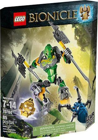 Lego Bionicle Master of Jungle