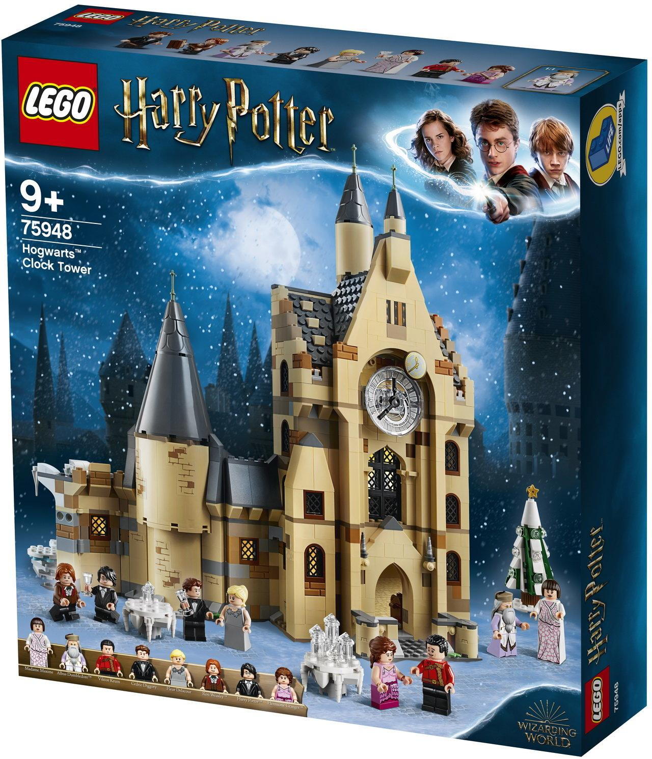 Lego Harry Potter 4 (75948)