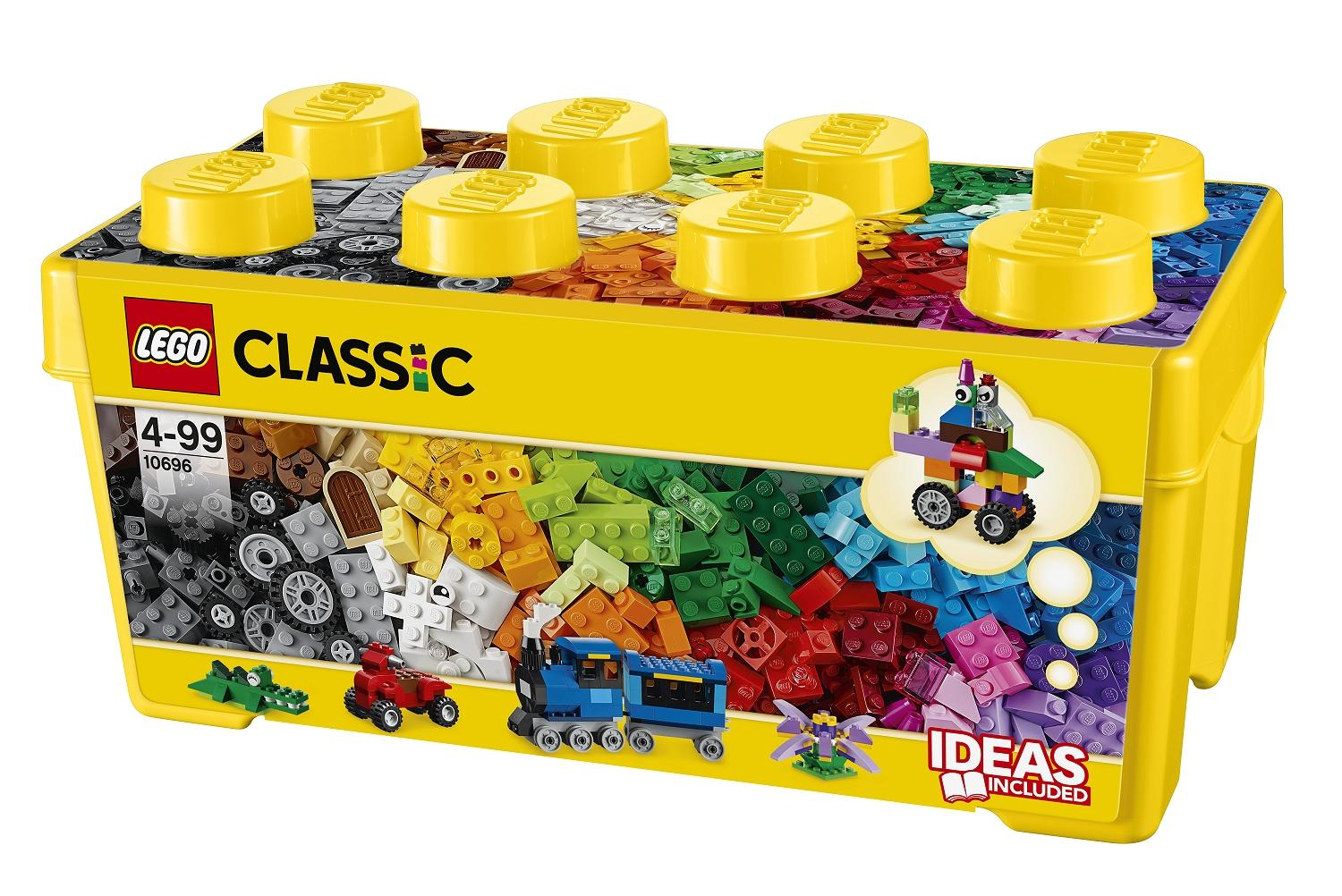 Lego Classic Medium Creative Box