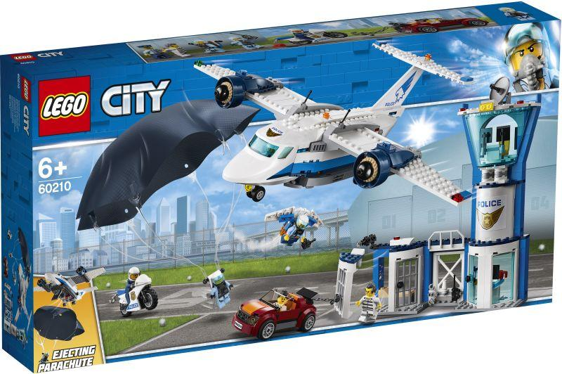 Lego City Sky Police Air Base (60210)