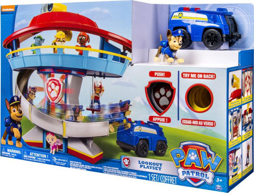 Spin Master Lookout Playset Head Quarter (20071670)