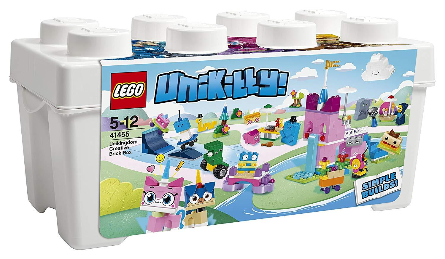 Lego Unikitty Unikingdom Creative Brick Box (41455)