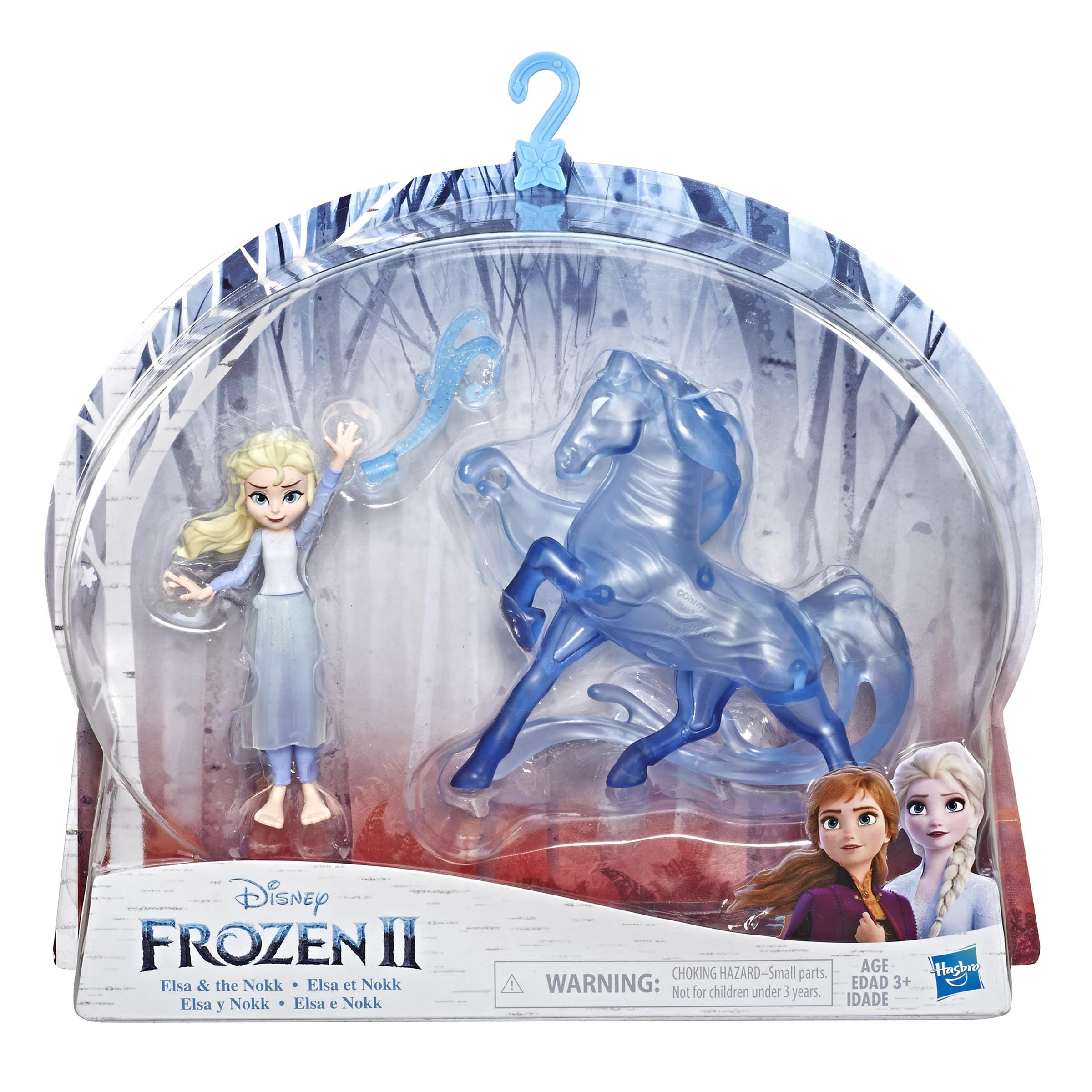 Disney Frozen II SD 6'' Doll & Friend (E5504/E6857)