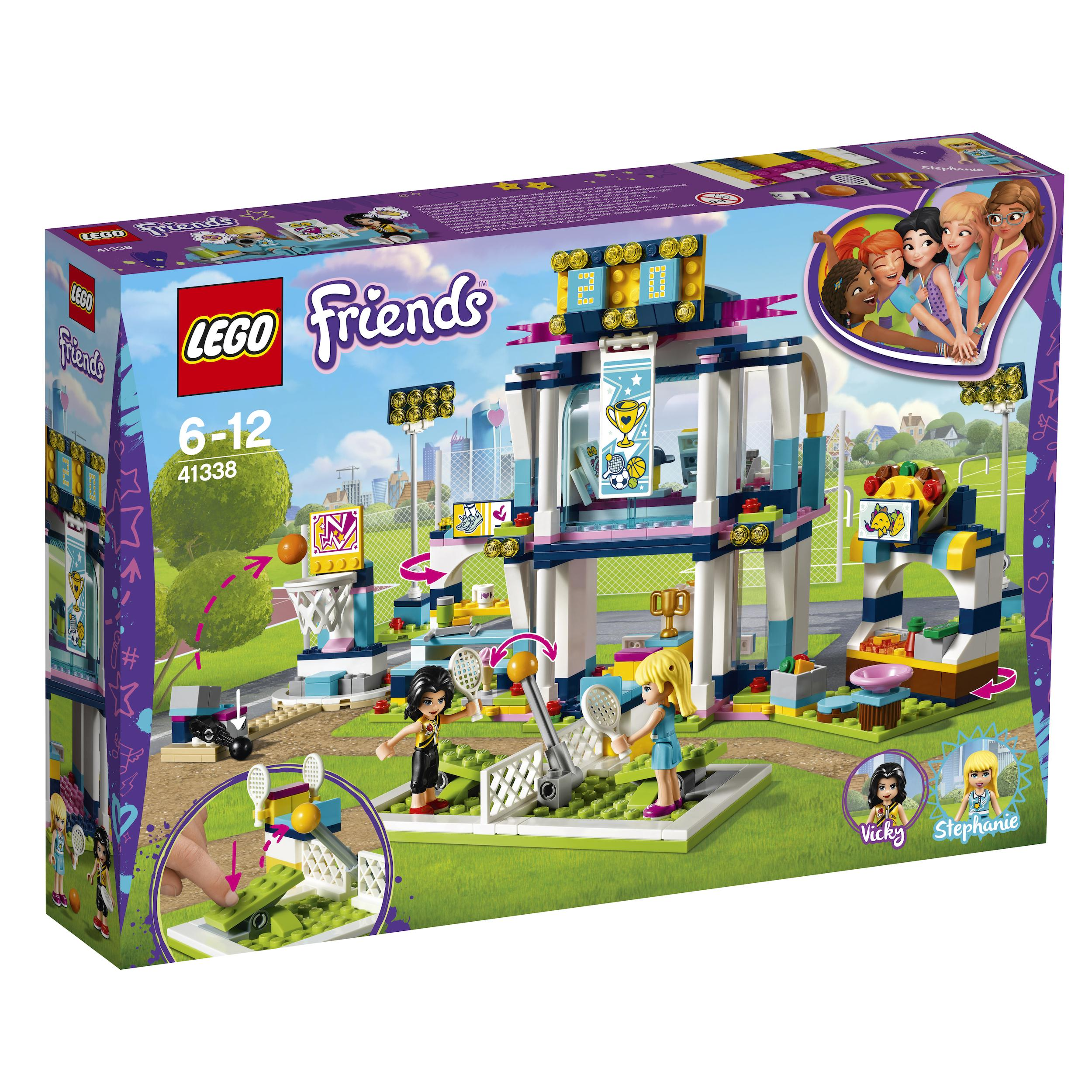 Lego Friends Stephanie's Sports Arena (41338)
