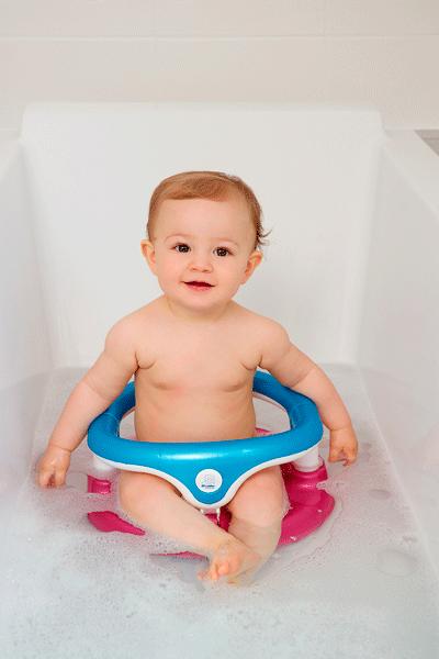 Rotho Babydesign Κάθισμα μπάνιου πράσινο | Είδη μπάνιου