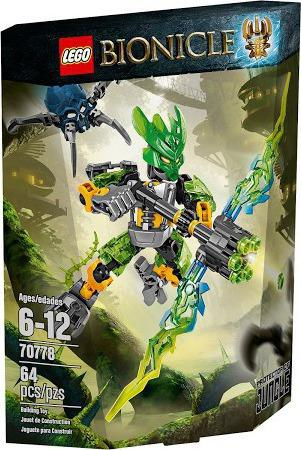 Lego Bionicle Protector of Jungle