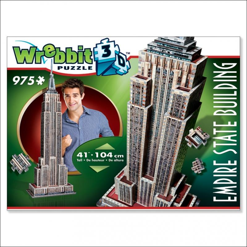 Puzzle 3d Empire State Building (34507)