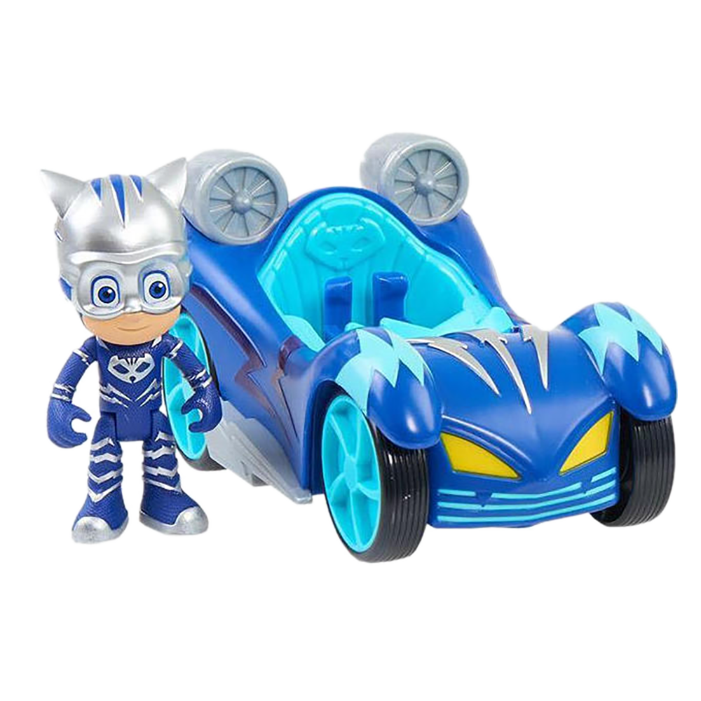 Pj Masks Οχήματα Turbo Blast Catboy Car (PJM44000)